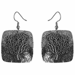 Rune Tree Earrings