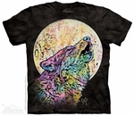 Russo Howling Wolf T-Shirt