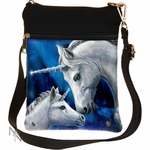Sacred Love Unicorn Shoulder Bag