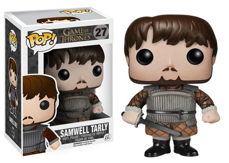 POP Game of Thrones Samwell Tarly Figure