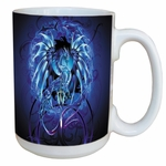 Sea Blade Dragon Mug