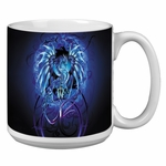 Sea Blade Dragon Jumbo Mug