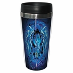 Sea Blade Dragon Travel Mug