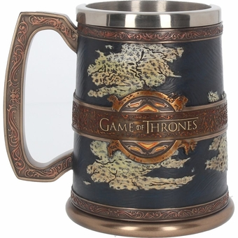 Seven Kingdoms Tankard: Game of Thrones