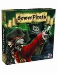 Sewer Pirats Board Game