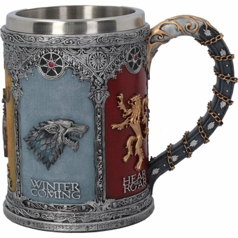 Sigil Tankard: Game of Thrones