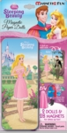 Sleeping Beauty Magnetic Paper Doll Set