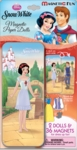 Snow White Magnetic Paper Doll Set