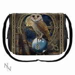 Spell Keeper Owl Messenger Bag
