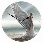 Spirit Guide Wall Clock