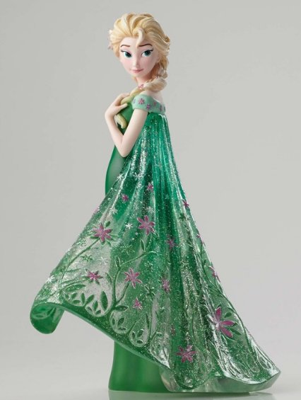 springtime elsa from frozen fever disney s frozen fairyglen com