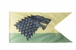 Stark Cavalry Banner / Outdoor Flag - Game of Thrones