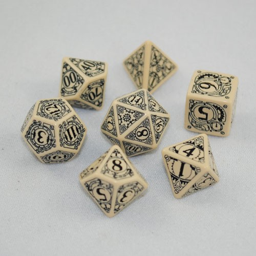 Image result for steampunk dice