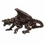 Steampunk Mechanical Dragon Figurine