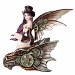 Steampunk Fairy in a Top Hat