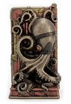 Steampunk Octopus Bookend