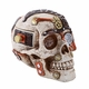 Steampunk Skull with Drawer
