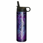 Storm Blade Dragon Water Bottle
