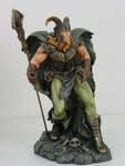Striding Loki Figure