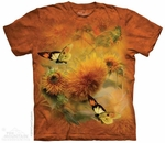 Sunflowers & Butterflies T-Shirt