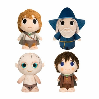 Supercute Lord of the Rings Plushies
