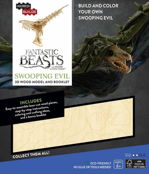 Fantastic Beasts IncrediBuilds Swooping Evil