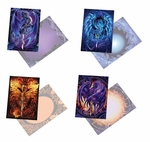 Sword & Dragon Greeting Card Set