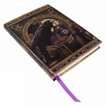 Raven Talisman Embossed Journal