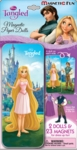 Tangled Magnetic Paper Doll Set