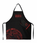 Targaryen Apron & Oven Mitt Set: Game of Thrones