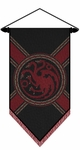 Targaryen Felt Banner - Game of Thrones