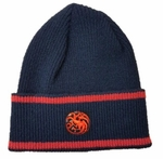Official Collector Edition Game of Thrones Targaryen Beanie Winter Hat