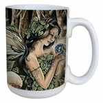 The Green Fairy Coffee Mug