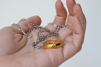 My Precious! - The One Ring Necklace