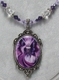 Thistle Queen Necklace