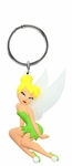 Tinker Bell Soft Touch Key Ring