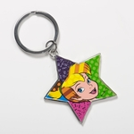 Tinker Bell Star Keychain
