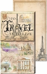 Travel Large Pocket Notepad