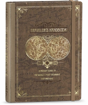 Traveler's Handbook Book-Style Journal