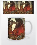Treasure Dragon Mug