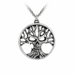 Tree of Death Necklace
