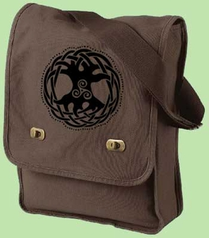 Tree of Life Field Bag