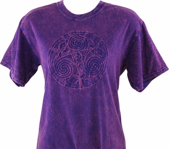 Tricycle Embossed T-Shirt