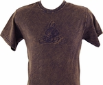 Trinity Knot Embossed T-Shirt
