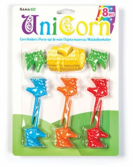 Unicorn Corn Holders