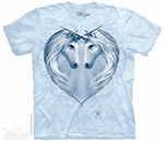 Unicorn Heart T-Shirt