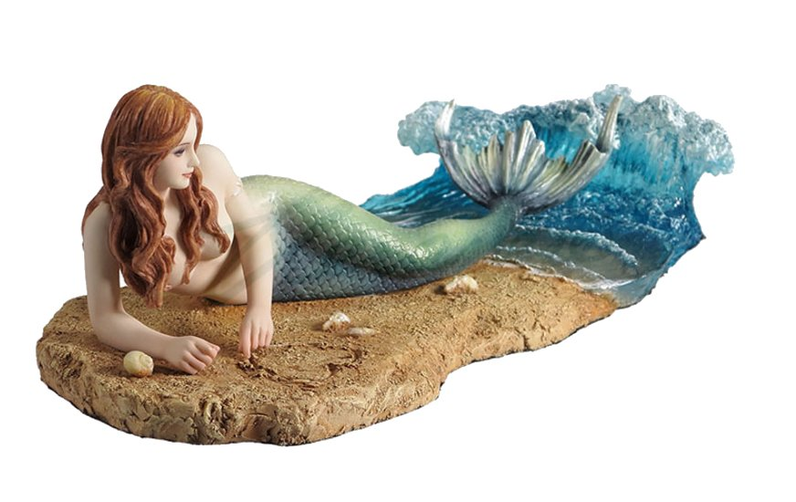 'Waiting' Figurine by Selina Fenech: Mermaid Gifts ...