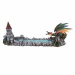 Water Dragon Incense Burner