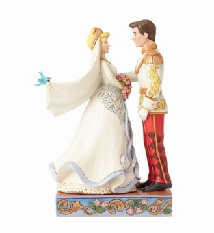 Wedding Day Cinderella & Prince Charming