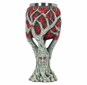 Weirwood Tree Goblet: Game of Thrones